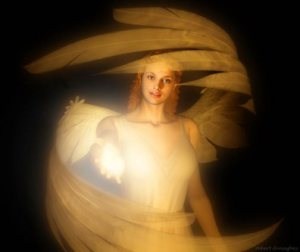 My Inspiration -- Archangel Chamuel