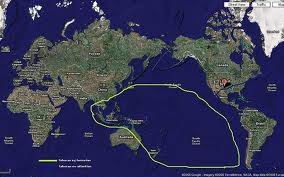 Lemuria Once Filled Most of the Lemurian Sea