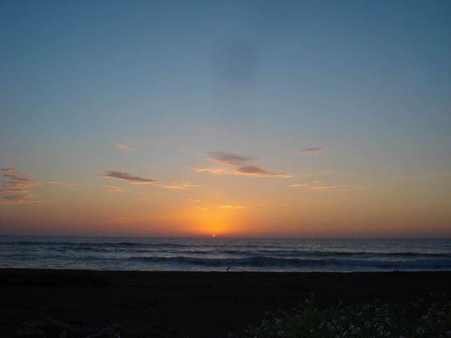 Sunset at Arizona Beach