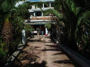 Exterior of Sanctuary Three Levels