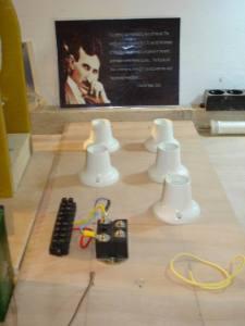 "Nikola Tesla and the ""Light Board"""
