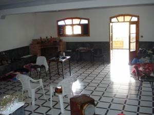 Salon on second Level