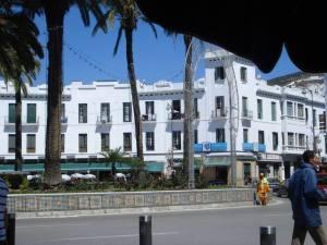 Tetouan, Centre de Ville Plaza