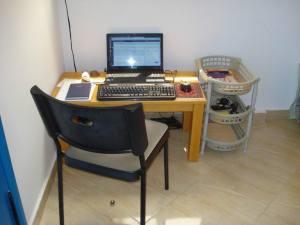 First Computer Set Up