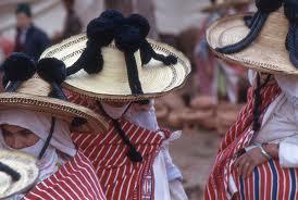 Berber Women In Native Attire