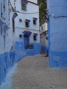 The Medina is a Labyrinth of Enchanting Streets and Intriguing Doorways