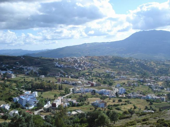 Outlying Area of Chefchaouen