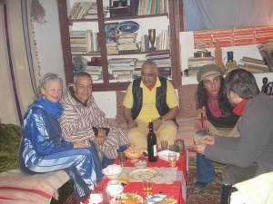 Christmas Eve Party at Jalil's