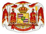 Official Shield of the Kingdom of Hawai'i