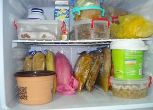 Freezer Still Full on Ramadan Day 25