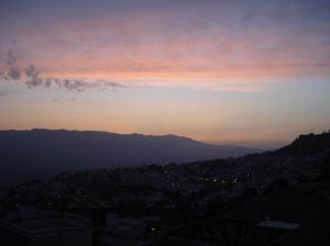 Sun Sets on Ramadan 2015