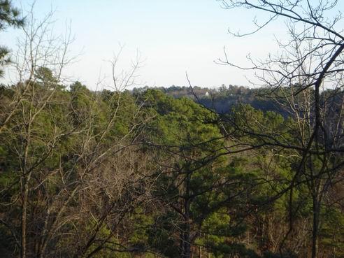 In the Ozarks near Eureka Springs, Arkansas